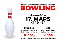 Bowling 17. mars