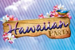 Hawaiiparty 26.mai