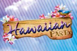 Hawaiiparty 26.mai