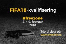 FIFA kvalifisering til EVENT 18