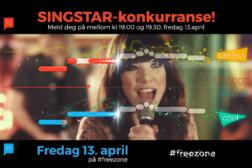 SINGSTAR-konkurranse
