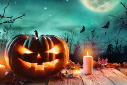 Halloween-party 26. oktober