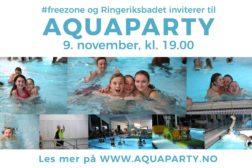 Aquaparty 9. november