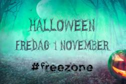 Halloween på #freezone